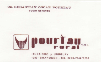 Oscar Pourtau - New Holland